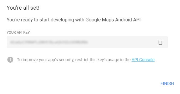 Android Google Maps | Lua Software Code